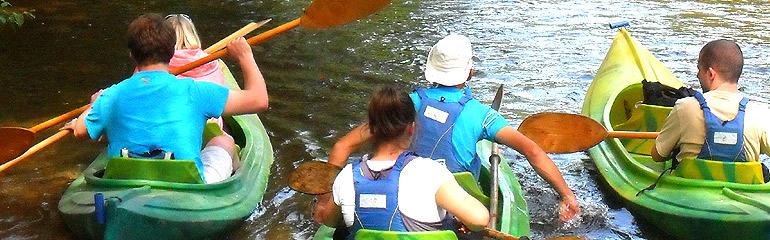 Spływy kajakowe Piławą