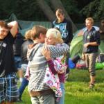 Obóz kajakowy - spływ Drawa 2012